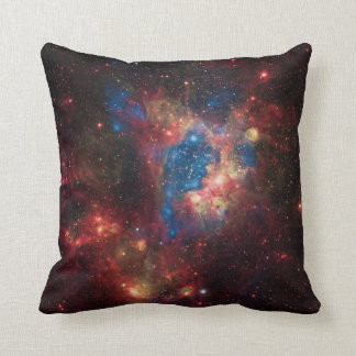 Superbubble Astronomy Pillow