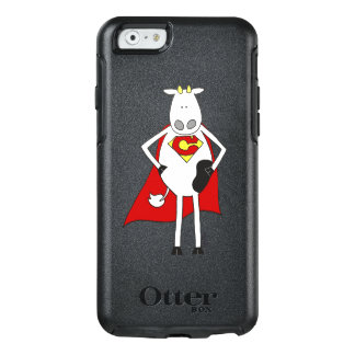 Supercow iPhone Case