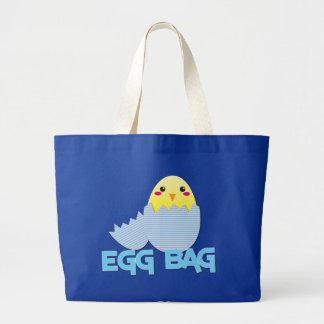 supercute Easter chick EGG BAG