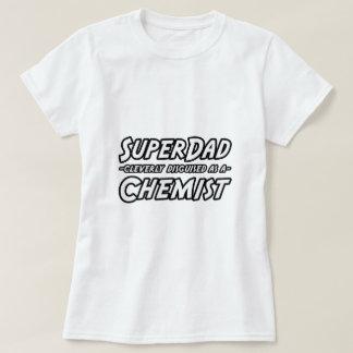 SuperDad...Chemist Tee Shirt