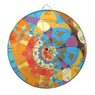 Superflat Geometries (iii) Dartboard