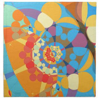 Superflat Geometries (iii) Napkin