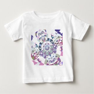 Superflat Geometries (iv) Baby T-Shirt