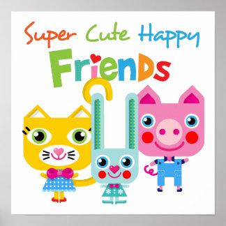 superfriends png print