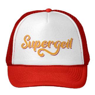 Supergeil German For Awesome Slang Trucker Hat