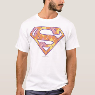 Supergirl Argyle Logo T-Shirt