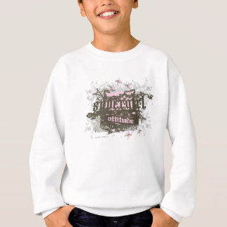 Supergirl Attitude Sweatshirt