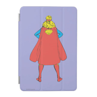 Supergirl Back View iPad Mini Cover