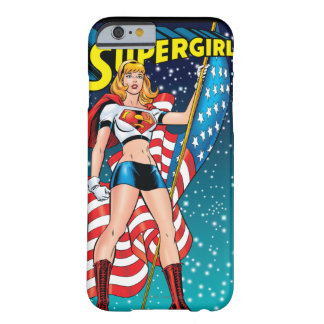 Supergirl Barely There iPhone 6 Case