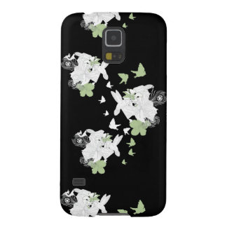 Supergirl Birds and Feathers Galaxy S5 Covers