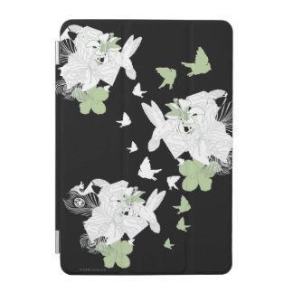 Supergirl Birds and Feathers iPad Mini Cover