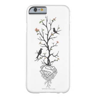 Supergirl Birds in the Tree Barely There iPhone 6 Case
