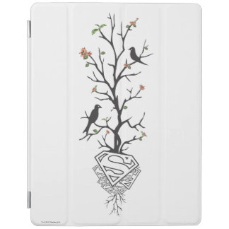 Supergirl Birds in the Tree iPad Cover