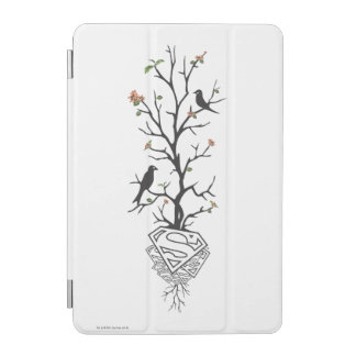 Supergirl Birds in the Tree iPad Mini Cover