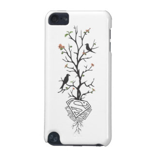 Supergirl Birds in the Tree iPod Touch (5th Generation) Covers