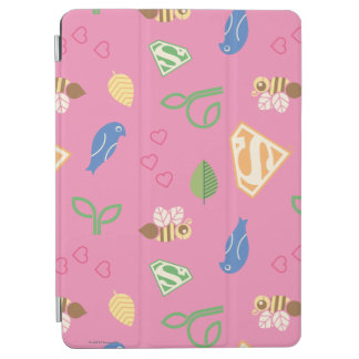 Supergirl Birds & the Bees Pink iPad Air Cover