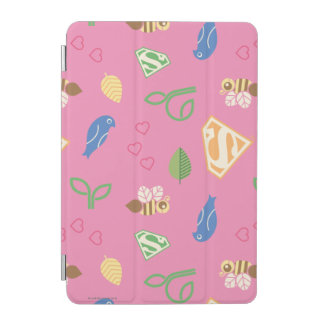 Supergirl Birds & the Bees Pink iPad Mini Cover