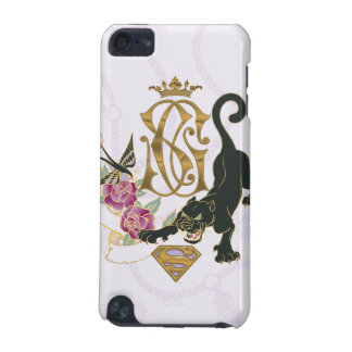 Supergirl Black Panther iPod Touch 5G Covers