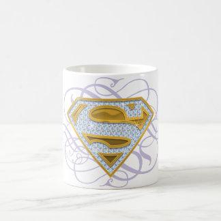 Supergirl Blue Jewels 2 Coffee Mug