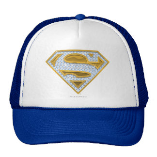 Supergirl Blue Jewels Cap