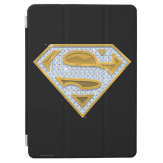 Supergirl Blue Jewels iPad Air Cover