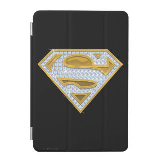 Supergirl Blue Jewels iPad Mini Cover
