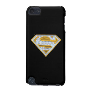 Supergirl Blue Jewels iPod Touch (5th Generation) Cases