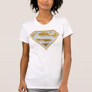 Supergirl Blue Jewels T-Shirt