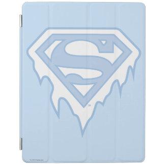 Supergirl Blue Logo iPad Cover