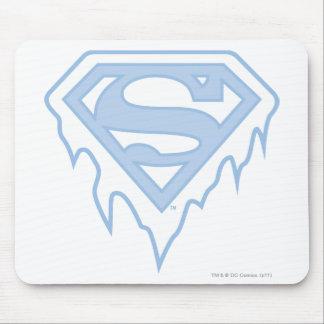 Supergirl Blue Logo Mouse Mat