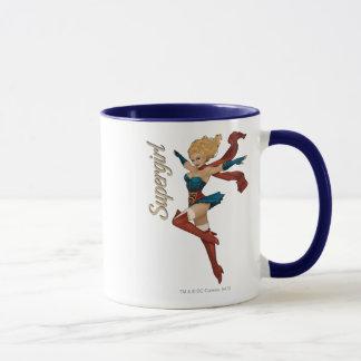 Supergirl Bombshell