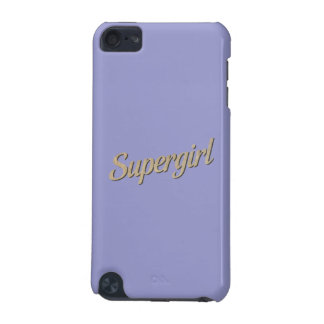Supergirl Bombshell 2 iPod Touch (5th Generation) Case