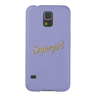 Supergirl Bombshell 2 Case For Galaxy S5
