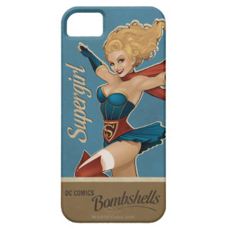 Supergirl Bombshell iPhone 5 Cases