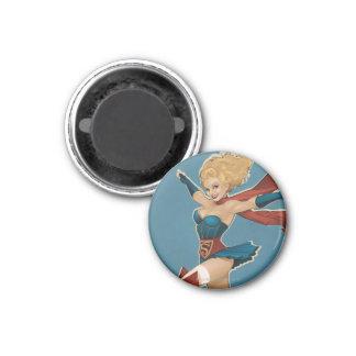Supergirl Bombshell Magnet