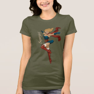 Supergirl Bombshell T-Shirt