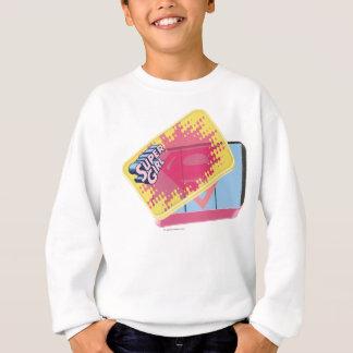Supergirl Box Sweatshirt