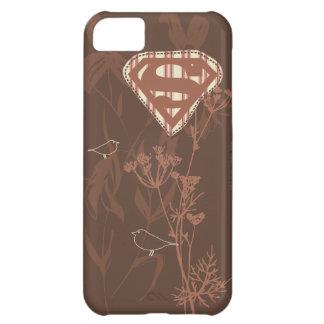 Supergirl Brown Bird iPhone 5C Case