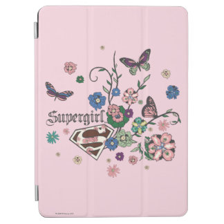 Supergirl Butterflies iPad Air Cover