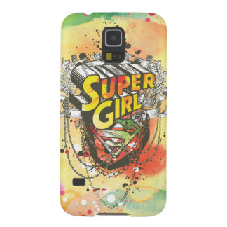 Supergirl Chains Cases For Galaxy S5