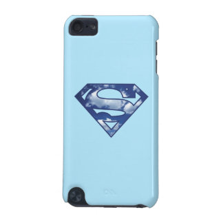 Supergirl Cloud Logo iPod Touch (5th Generation) Cases