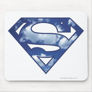 Supergirl Cloud Logo Mouse Mat