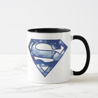 Supergirl Cloud Logo Mug