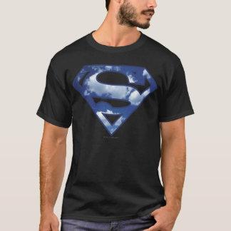 Supergirl Cloud Logo T-Shirt