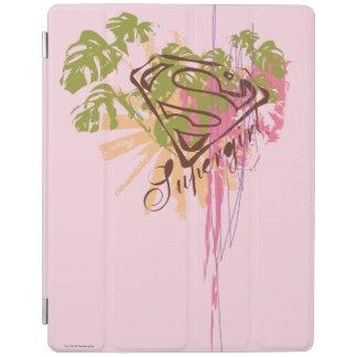 Supergirl Color Splash iPad Cover