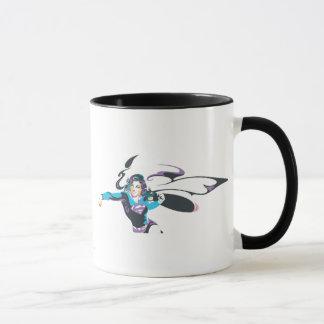 Supergirl Color Splash Pose 4 Mug