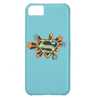 Supergirl Colorful Stars Logo iPhone 5C Case