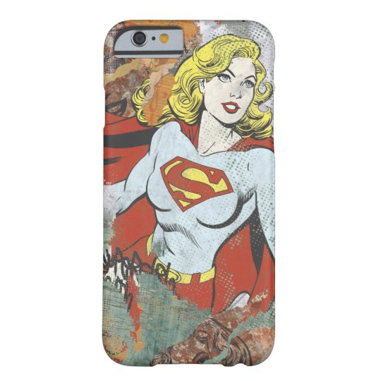 Supergirl Comic Capers 2 Barely There iPhone 6