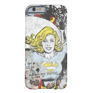Supergirl Comic Capers 3 Barely There iPhone 6 Case
