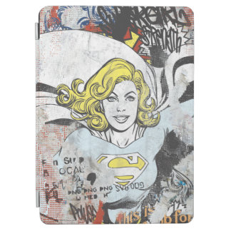 Supergirl Comic Capers 3 iPad Air Cover